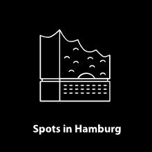 Ausgewählte Spots in Hamburg