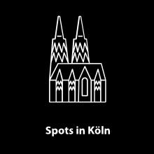 Ausgewählte Spots in Köln