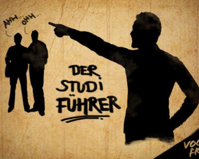 Studiführer – zeig dein Reich!
