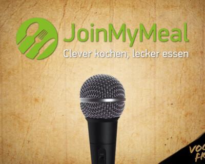 Essen fassen 2.0 – joinmymeal.de im Interview