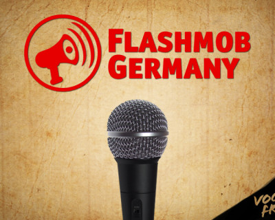 Flash the mob  – Smalltalk mit Mady von Flashmob Germany