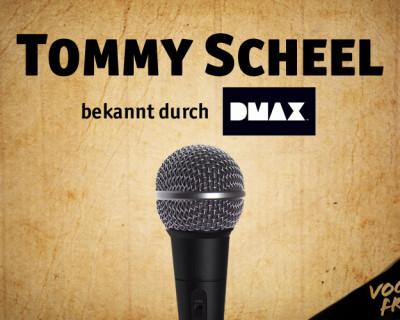 vogelfree unterwegs – Tommy Scheel (DMAX) im Interview
