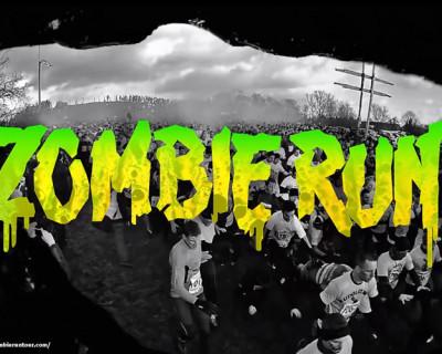 Zombierun – jogge um dein Leben!