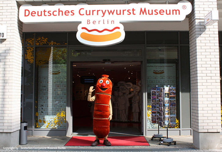 Berlin > Currywurst Museum