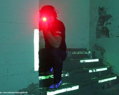Berlin > Underground Lasergame