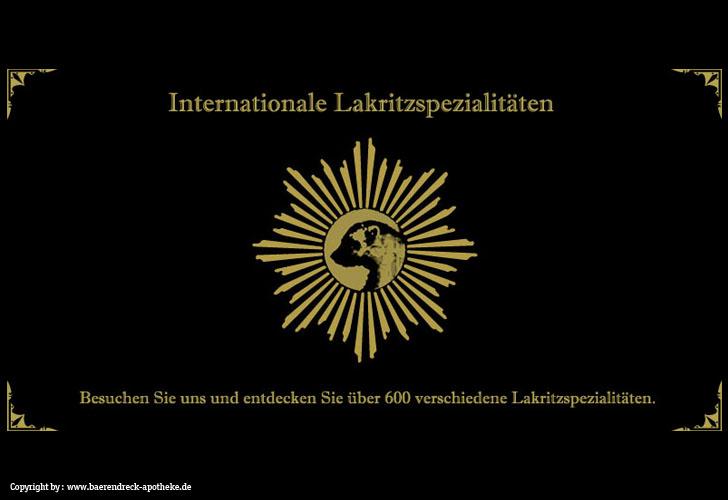 Köln > Bärendreck-Apotheke (Lakritz)