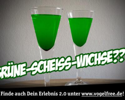 Grüne-Scheiß-Wichse aus Hamburg!