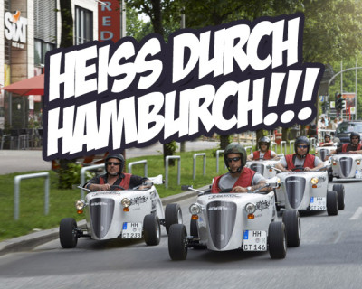 Heiß durch Hamburch