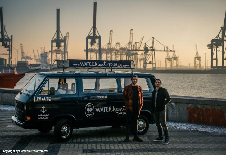 Hamburg > Waterkant Touren