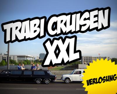 Trabi Cruisen XXL für Lau