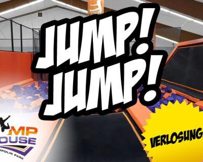 Jump House, oder Trampolin 2.0!