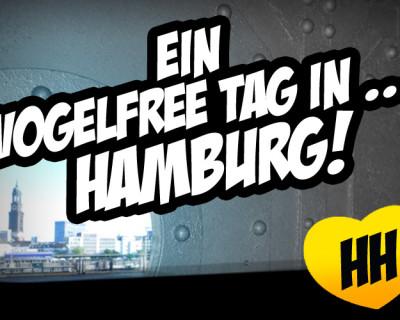 Ein vogelfree Tag in… Hamburg!