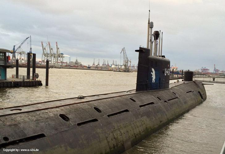 Hamburg > U-434