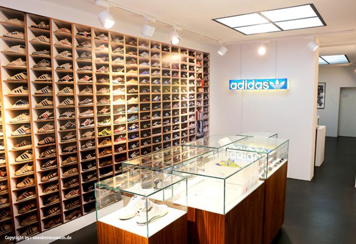 Köln > Sneakermuseum