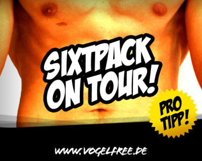 Sixtpack on tour!