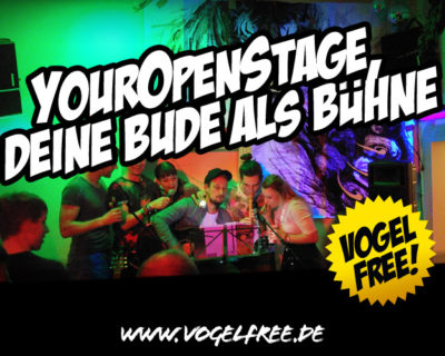 YourOpenStage