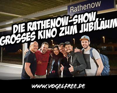 Die Rathenow-Show, großes Kino zum Jubiläum!