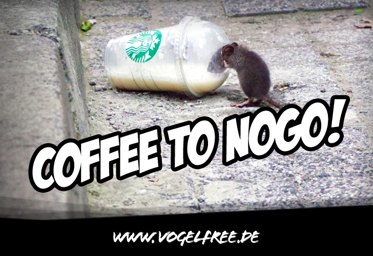 Coffee to Nogo